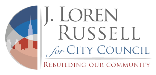 Loren Russell Rebuilding Our Community